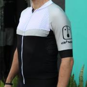 Camisa Ciclismo Warrior SBW - Masculina