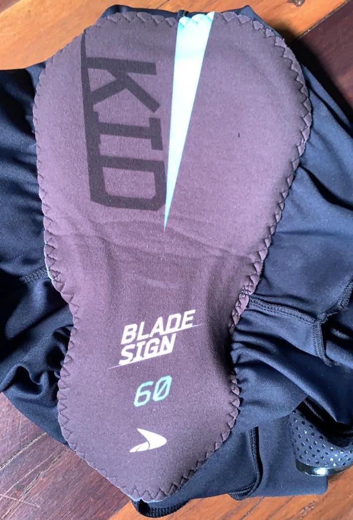 Bermuda Ciclismo Black Tie Kid's Unissex