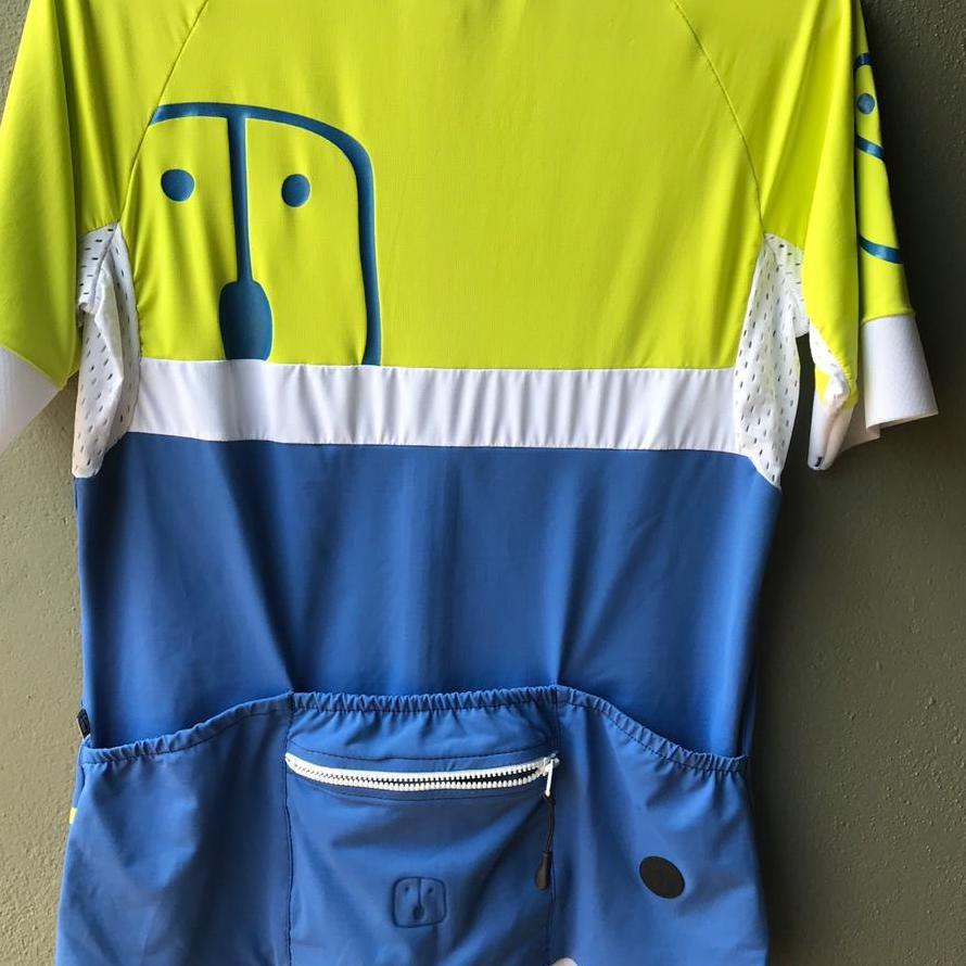 Camisa Ciclismo Aussie Blue - Feminina