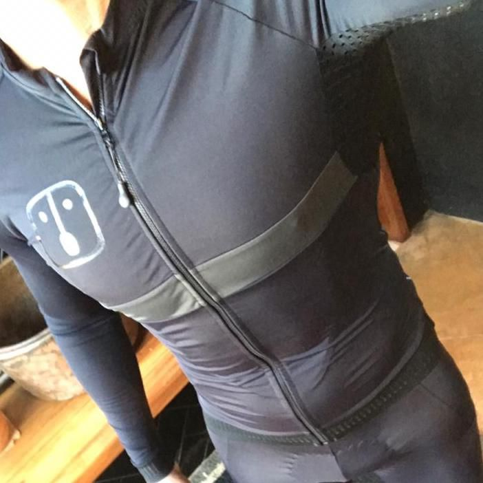 ... Camisa Ciclismo Aussie Dark - Manga Longa - Feminina ... 79319a8582c19