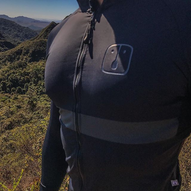 Camisa Ciclismo Aussie Full Dark - Feminina