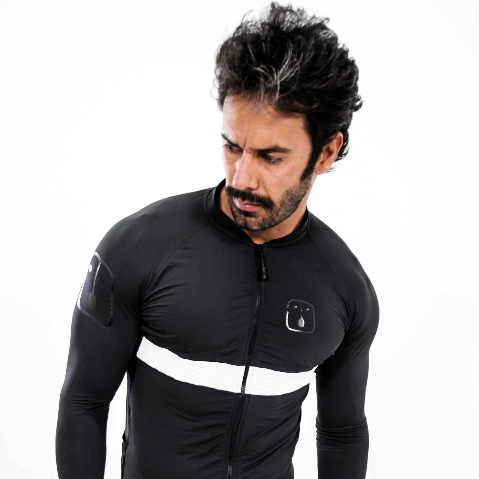 Camisa Ciclismo Aussie Full Dark Light