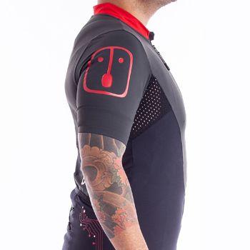 Camisa Ciclismo Bit Wine - Masculina