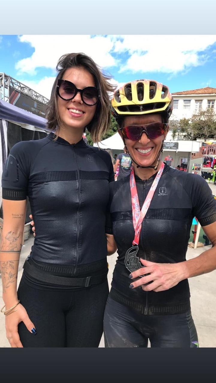 Camisa Ciclismo Black Tie 2 - Masculina