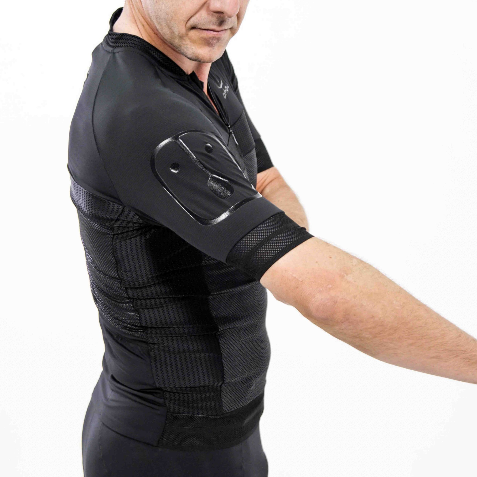 Camisa Ciclismo Black Tie 2 - Masculina