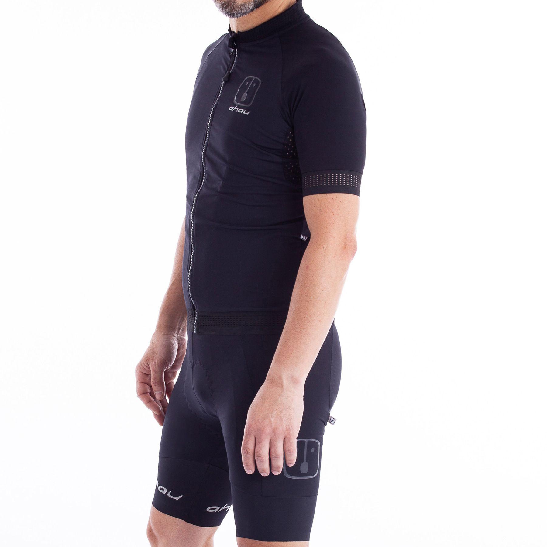 Camisa Ciclismo Black Tie - Masculina