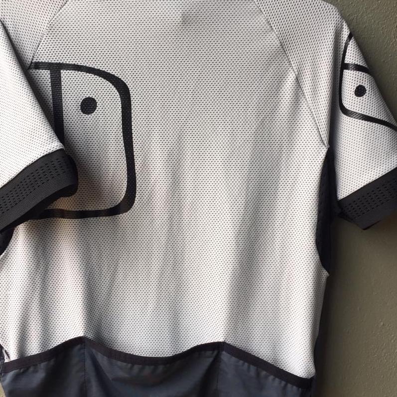 Camisa Ciclismo Colors Chumbo - Masculina