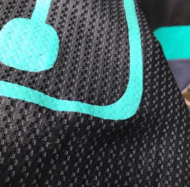 Camisa Ciclismo Label Navy SKIN - Masculina
