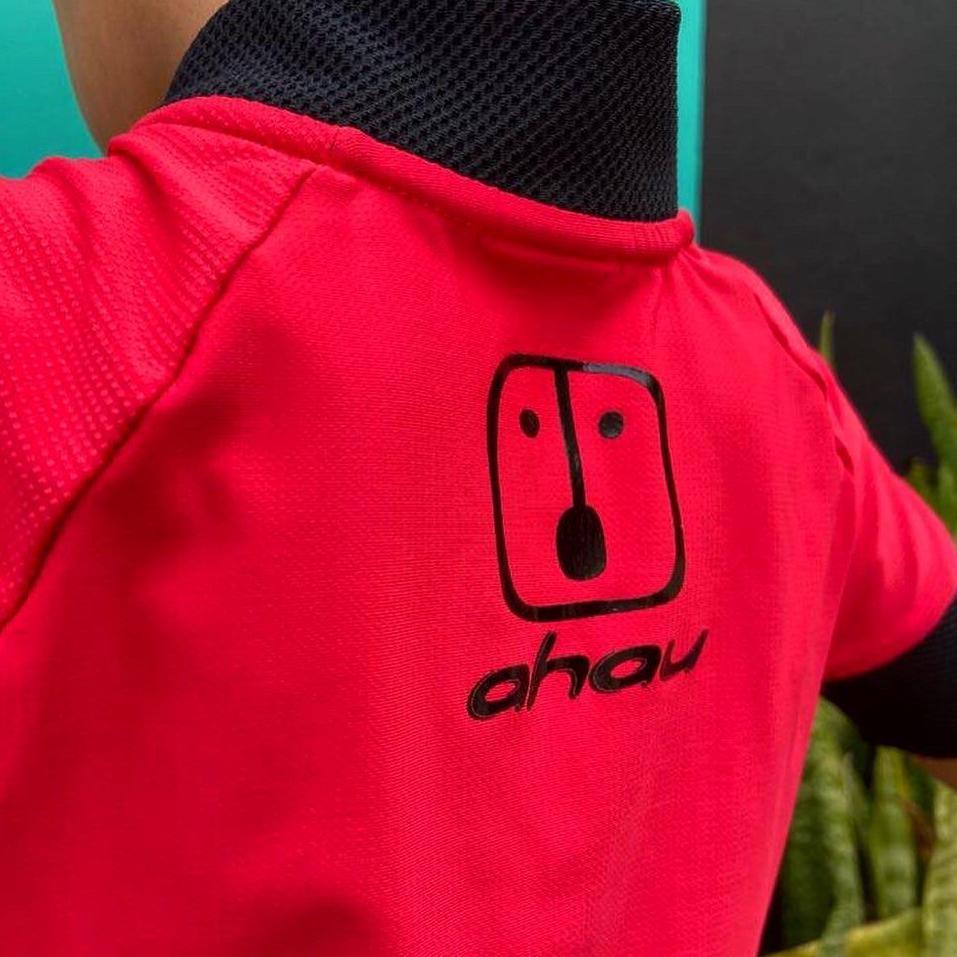 Camisa Ciclismo Label Wine Kid's Unissex