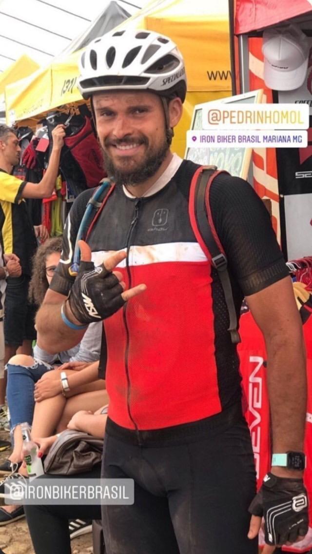 Camisa Ciclismo Label Wine SKIN - Masculina