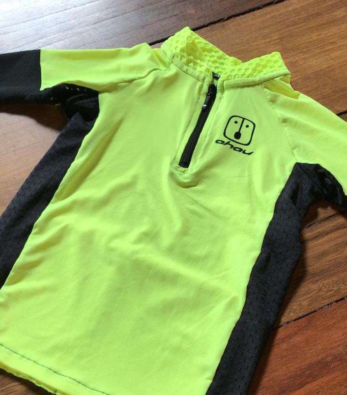 Camisa Ciclismo Neon Kid's Unissex