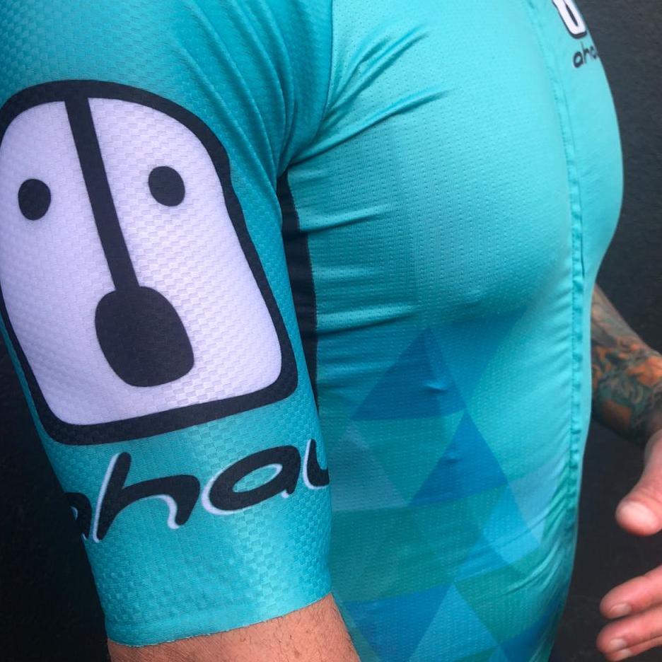 Camisa Ciclismo PES Jade - Masculina