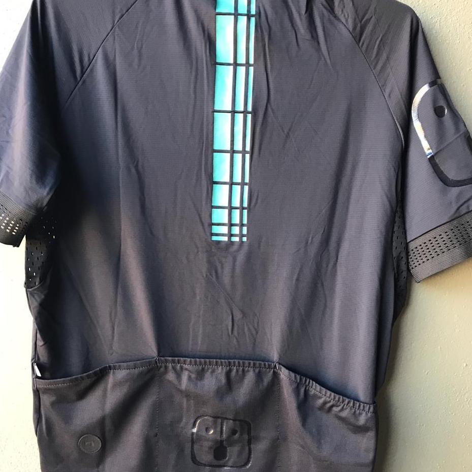 Camisa Ciclismo Racing Jade - Feminina