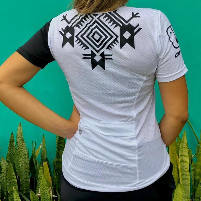 T-Shirt Enduro White - Feminina