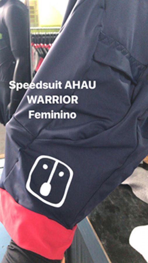 Speedsuit Warrior Wine - Bike Feminina
