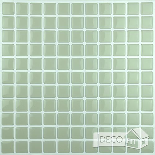 Pastilha Adesiva Colorida Cinza Claro (Unitário) 30x30cm