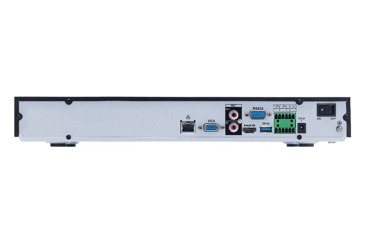 Gravador Digital / NVR 16 Canais FULL HD Intelbras Nvd 3016