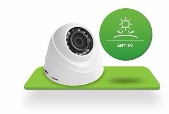 Camera Intelbras Multi Hd 3.6 Mm 10 Mt Vhd 1010 D C/ Infrav. G3