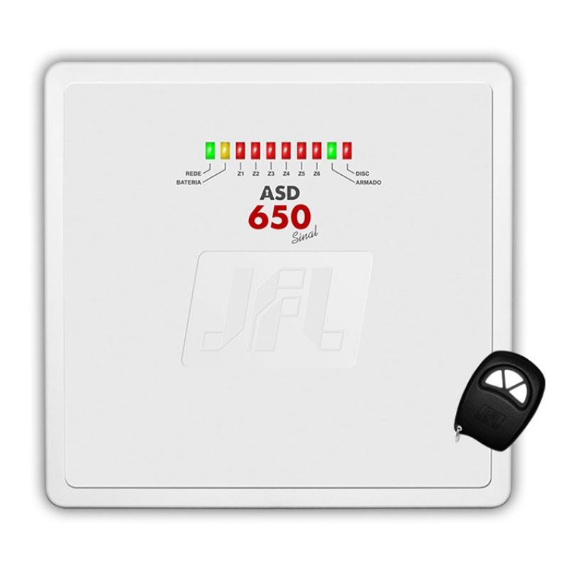 Central de Alarme JFL ASD 650 SINAL