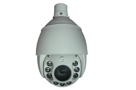Speed Dome IP Infra 120M 1.3MP HD 960p Zoom Óptico 18x