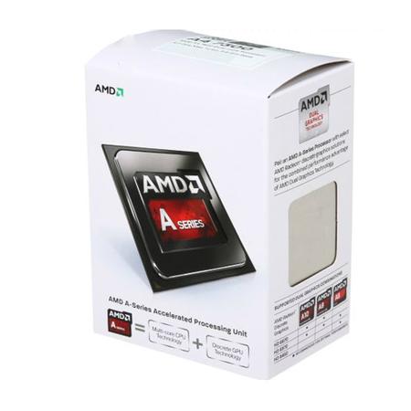Kit Gamer Fm2a55m-hd R2.0 Apu Hd8470d + Mem 4gb+ Amd A4 7300