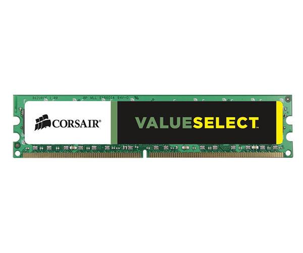 Memória 8GB Corsair Valueselect DDR3 1600mhz