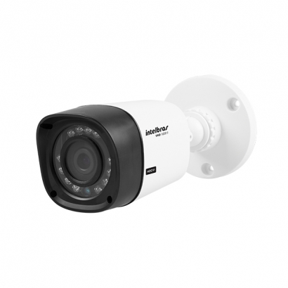 Camera INTELBRAS Hdcvi 3.6 Mm 20 Mts Vhd 1220b Full Hd Infra Branca