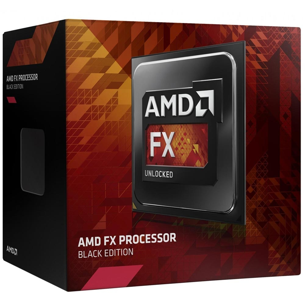 Computador - PC Gamer TOP High Amd FX8320E 3.2GHz (4.0GHz Max Turbo) + Hd SSD + Acessorios