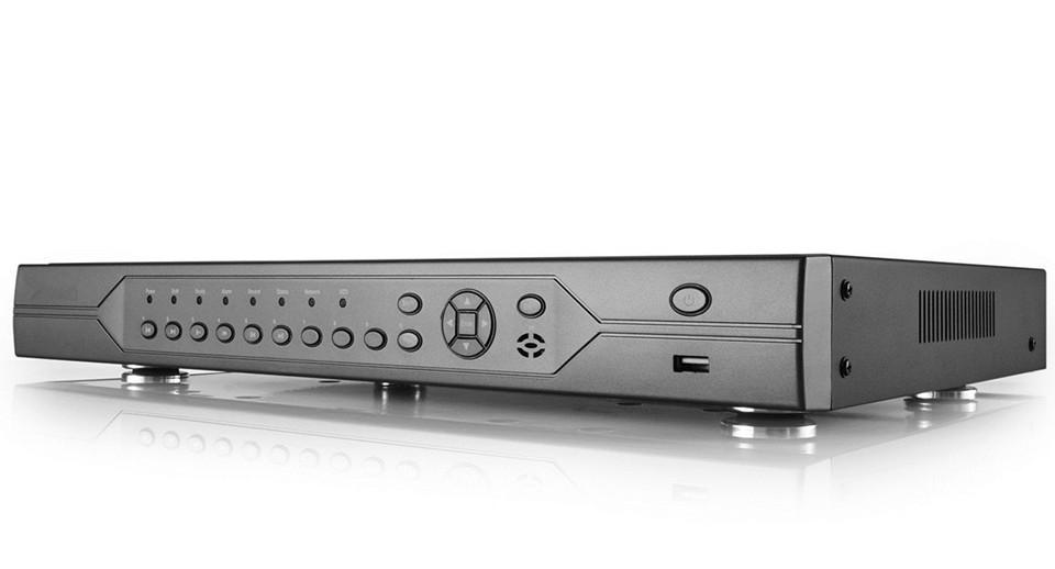 Gravador Digital Ahd Dvr Nvr 32 Canais 1080n Ou Ip 32 Ch 1080p