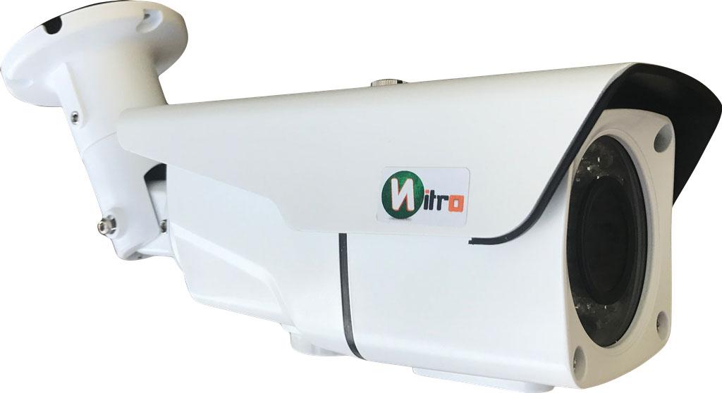 Camera Ip Full Hd 2.0 Mp 1080p 1920x1080 H.264 Onvif  2.4 Varifocal 2,8mm A 12mm Ir 50mt  Ip66 P2p  42 Leds
