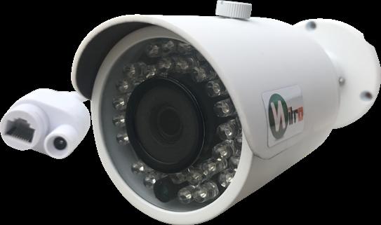 Camera ip onvif 2.4 full hd1.3 mp 960P 3,6mm ir 40mt IP66 p2p bullet 36 leds h.264 1280X960