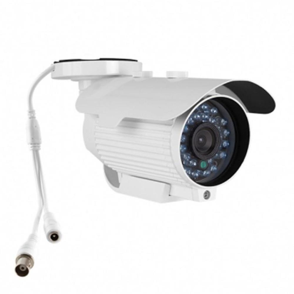 Camera Bullet Full HD 1080P 2 Megapixels 4 em 1 Lente de 8mm 1/3 Ip66 1920x1080