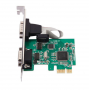 Placa Serial RS232 Mini Pci Expres Duas Portas CH382L