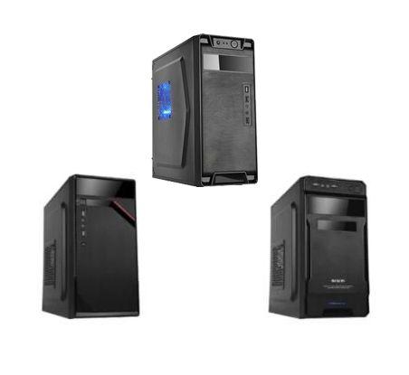 PC Gamer Medium Amd Apu A6 7400K 3.9Ghz Radeon R5 Memória DDR3 8GB + Hd SSD 120gb + Acessórios