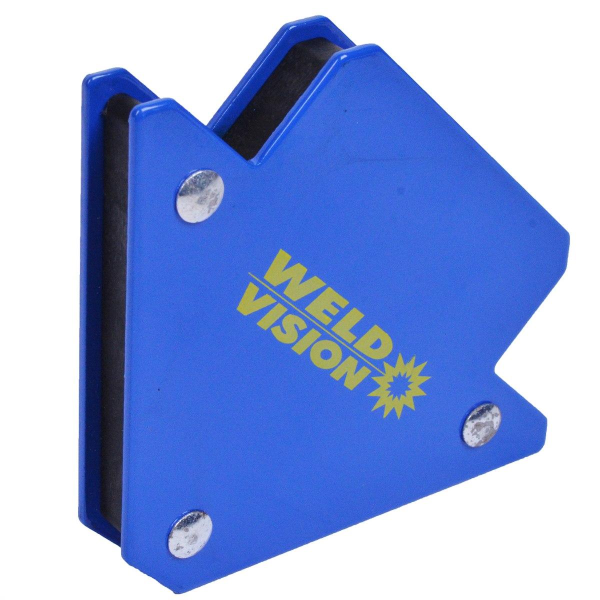 Esquadro Magnético até 10Kg - Weld Vision