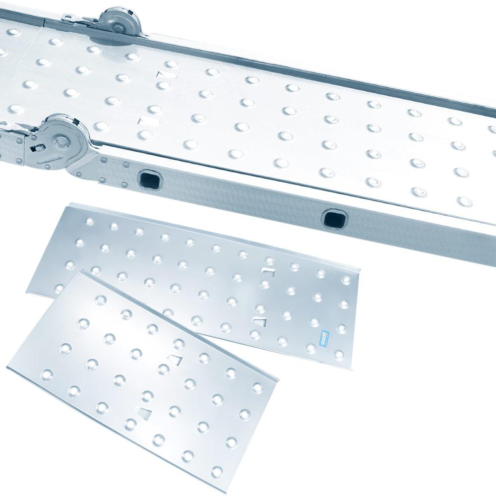 Escada Multifuncional 4x3 com Plataforma - Worker