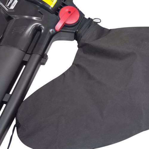Soprador e Aspirador Saco Folhas A Gasolina 30cc 750w - Somar
