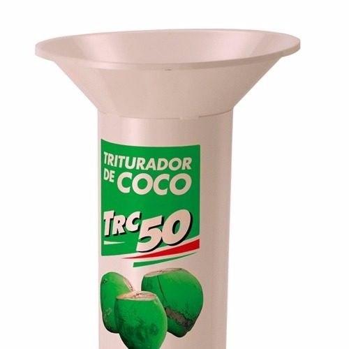 Triturador de Côco Elétrico 5cv TRC 40 Monofásico 220v  - Trapp
