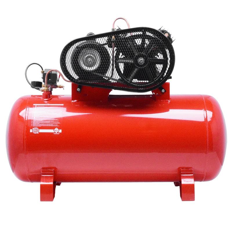 Compressor de Ar 10 Pés 100 Litros Monofásico - Pressure