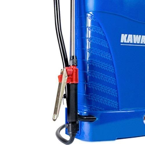 Pulverizador Costal 2 em 1 Bateria e Manual 20 Litros - Kawashima