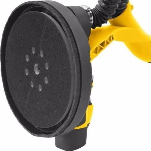 Lixadeira Telescópica Parede E Teto Profissional LPV600 + Aspirador 40 Litros APV1240 Vonder