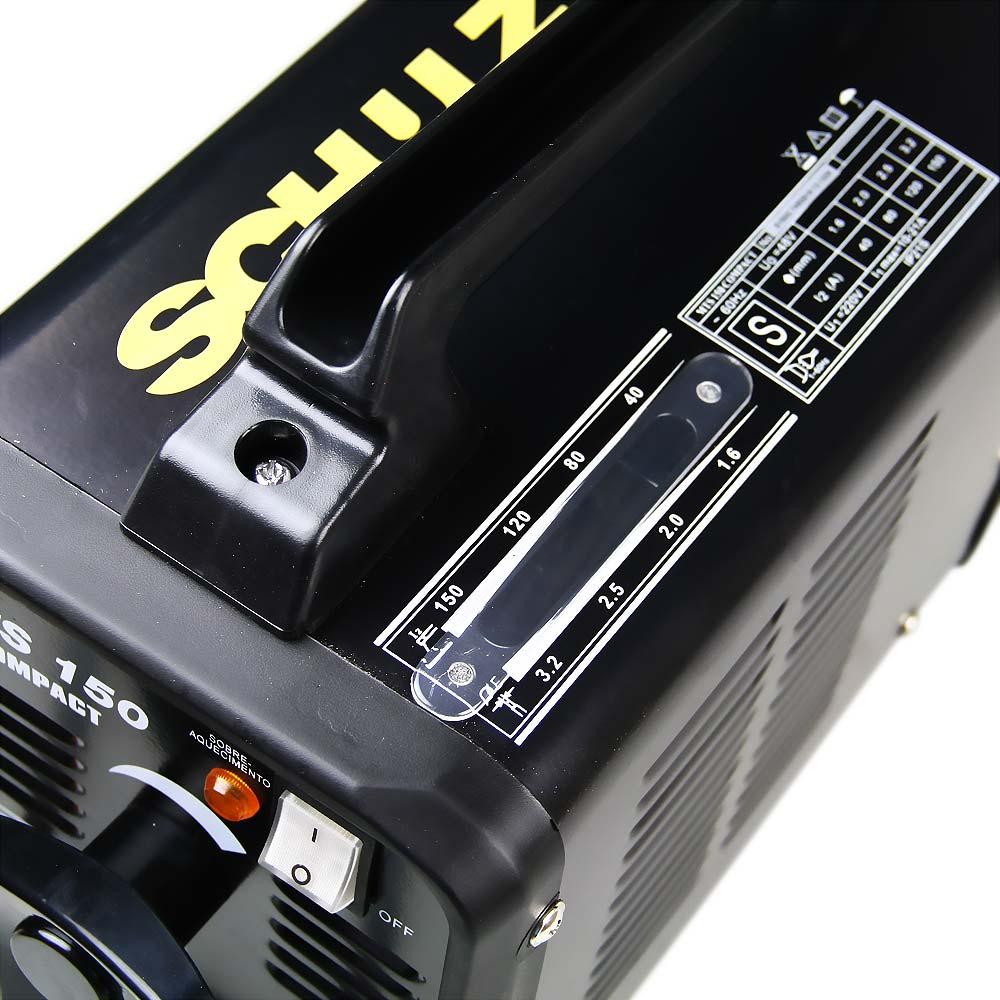 Transformador de Solda 220v MTS 150 Compact - Schulz