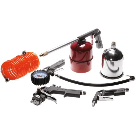 KIT Moto Press 5 Peças para Compressor - Pressure