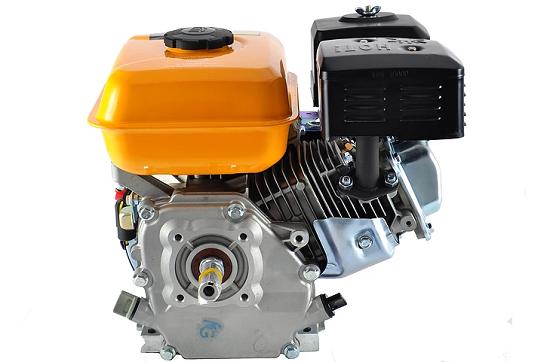 Motor a Gasolina 4 Tempos 6.5cv Partida Manual -  Zmax