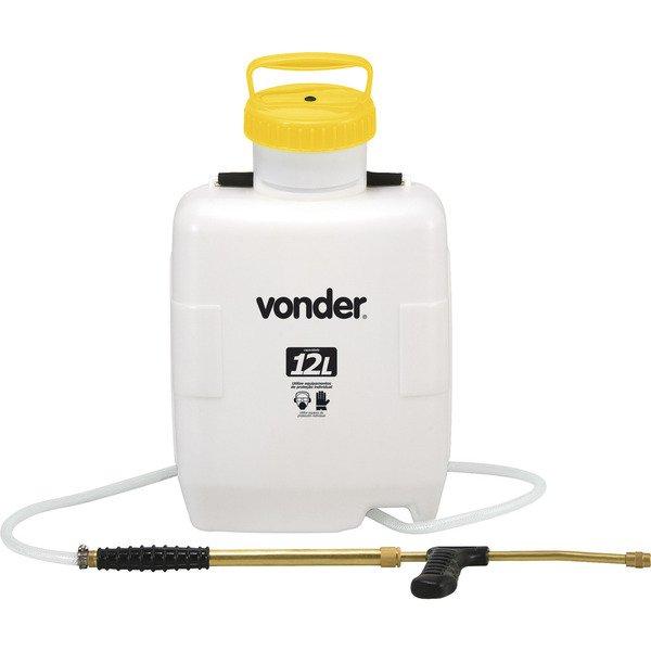 Pulverizador Costal Tipo Trombone 12 litros - Vonder