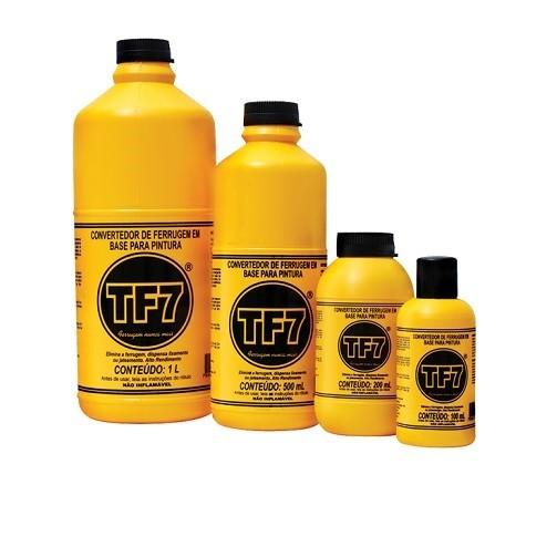 Convertedor de Ferrugem em Base para Pintura - TF7