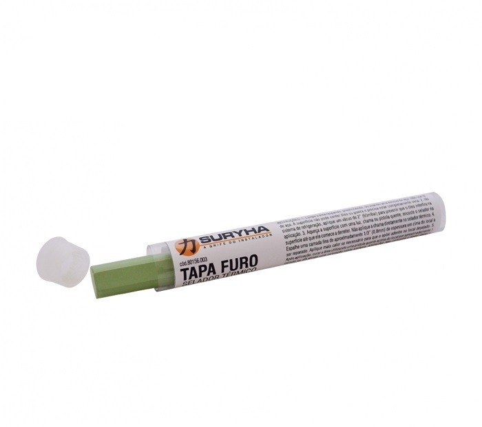 Tapa Furo Selador Térmico - Suryha