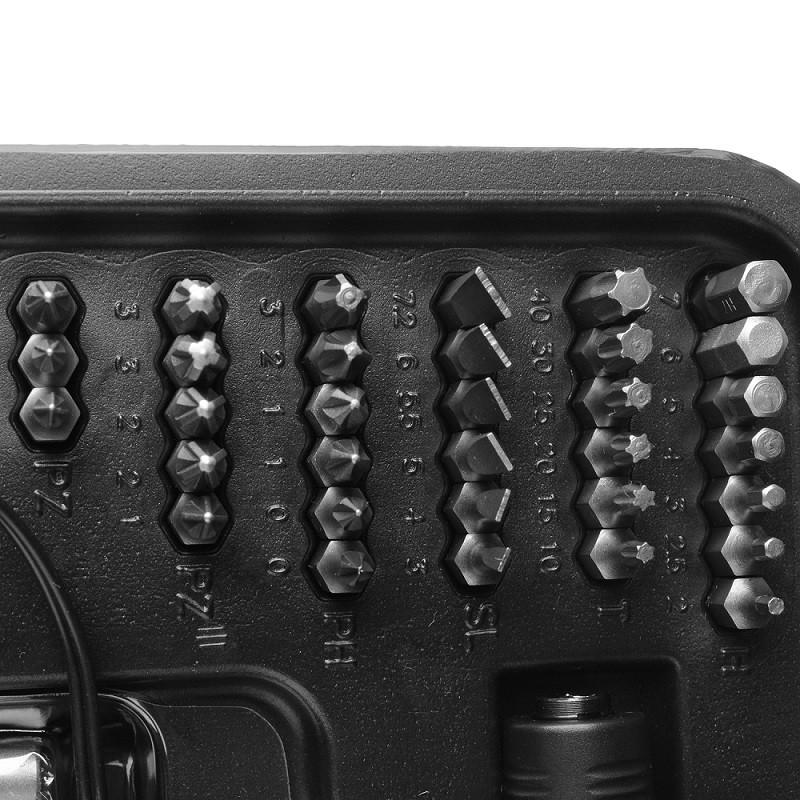 Parafusadeira a Bateria 6v 45 Peças com Maleta - Dewalt