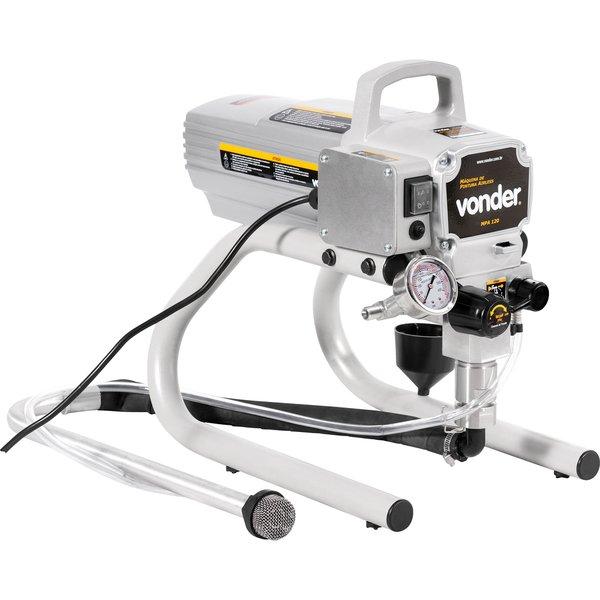 Máquina de Pintura Airless 900w MPA 120 - Vonder