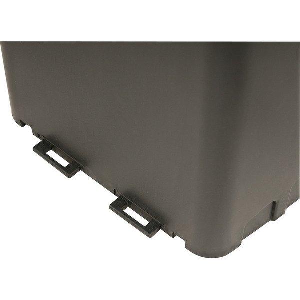 Caixa Plástica com Rodas para Ferramentas/Multiuso - Vonder